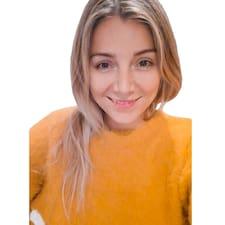 Hazel felhasználói profilja