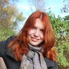 Nutzerprofil von Юлия