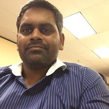 Profil utilisateur de Chandru