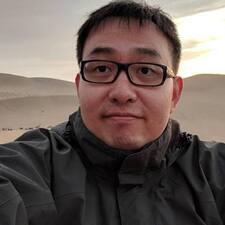 פרופיל משתמש של Yizhen