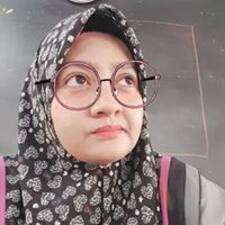 Aini Fazilah User Profile