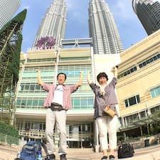 Nutzerprofil von Hisashi & Megumi