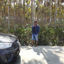 Kishore - Uživatelský profil