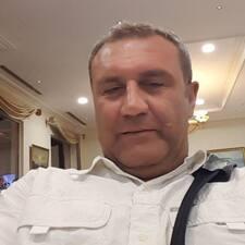 Profil utilisateur de Tarkan