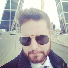 Profil Pengguna Xavi