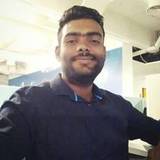 Surya Pratap Brukerprofil
