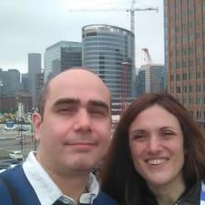 Notandalýsing Ilaria & Francesco