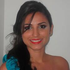 Naiara felhasználói profilja
