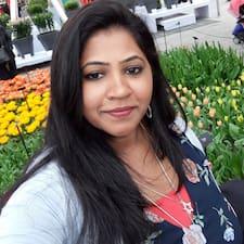 Gebruikersprofiel Sangeetha