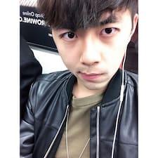 Perfil do usuário de Wentao