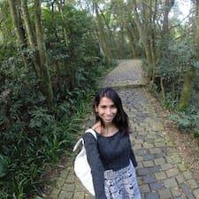 Profilo utente di Thaís
