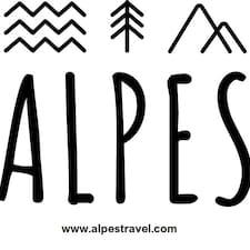 โพรไฟล์ผู้ใช้ Alpes