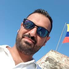 Waleed - Uživatelský profil