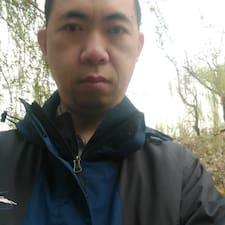 Henkilön Wei käyttäjäprofiili