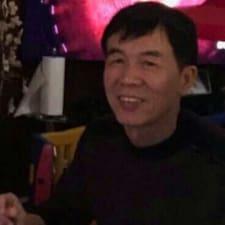 Xianping的用戶個人資料
