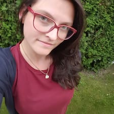 Profil utilisateur de Victoria