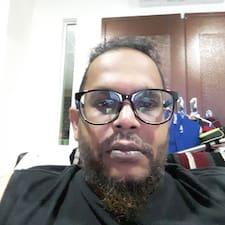 โพรไฟล์ผู้ใช้ Muhd Ameen Hairil Anwar
