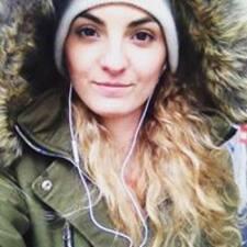 Camilla - Uživatelský profil