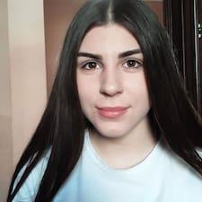 Profil utilisateur de Lamara