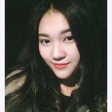 Perfil do usuário de 宇婷
