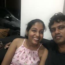 Profil utilisateur de Anuradha