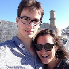 Profil utilisateur de Déborah & Robin