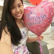 Profil Pengguna Siew Wei