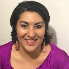 Profil Pengguna Sandra Mariela