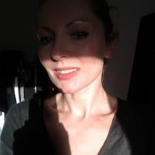 Marzena felhasználói profilja