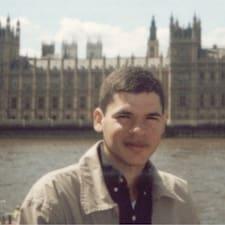Profil utilisateur de Robson