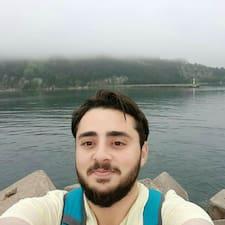 TaqiEddin - Uživatelský profil