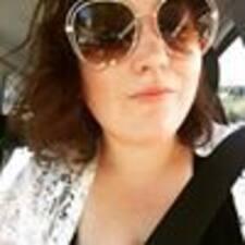 Vickie felhasználói profilja