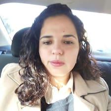 Estef felhasználói profilja