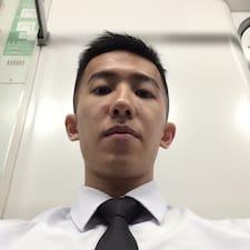 Shing felhasználói profilja