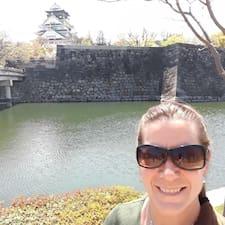 Torii felhasználói profilja