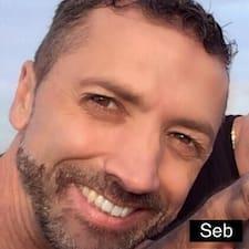 Profil uporabnika Sébastien