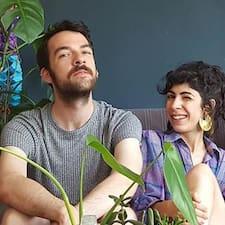 Debbie & Haris Brukerprofil