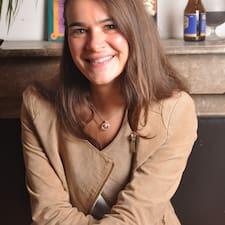 Nutzerprofil von Marie-Amélie