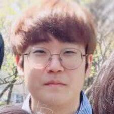 Gebruikersprofiel 상혁