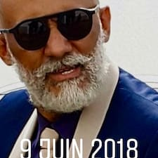 Perfil do utilizador de Georges Louis