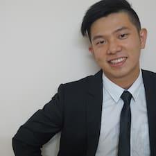 Profil utilisateur de Isaac Yap