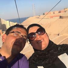 Профиль пользователя Ahmed & Ebthal Mira