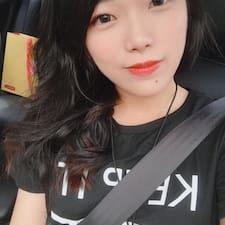 Användarprofil för 珈妤