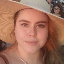 Marlyn felhasználói profilja