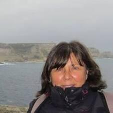 Marie Isabelle felhasználói profilja