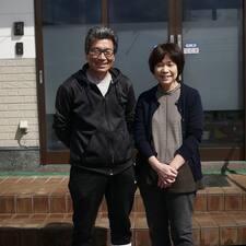 Henkilön Hiroko käyttäjäprofiili