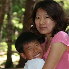 Hyun Sook felhasználói profilja