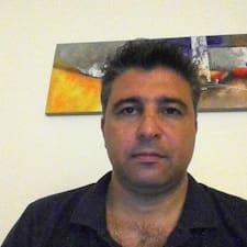 Tarak felhasználói profilja