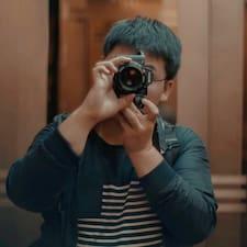 Minghan的用戶個人資料