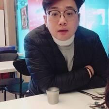 Perfil do utilizador de 정현